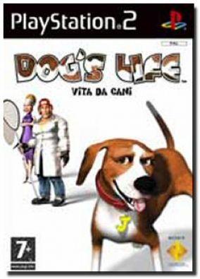 Copertina del gioco Dog's Life Vita da Cani per PlayStation 2