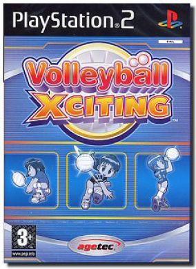 Copertina del gioco Volleyball Xciting per PlayStation 2