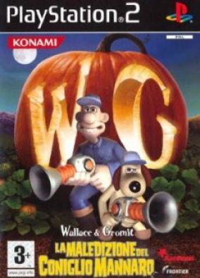 Copertina del gioco Wallace and Gromit: La Maledizione del Coniglio Mannaro per PlayStation 2