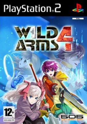 Copertina del gioco Wild Arms 4 per PlayStation 2