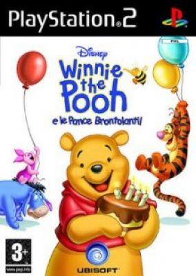 Copertina del gioco Winnie The Pooh: Le Pance Brontolanti per PlayStation 2