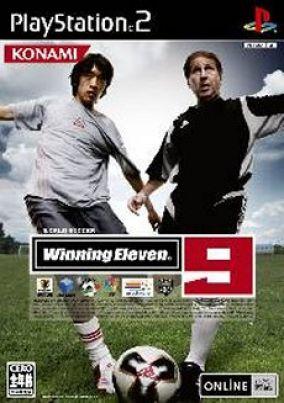 Copertina del gioco Winning Eleven 9 per PlayStation 2
