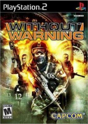 Immagine della copertina del gioco Without Warning per PlayStation 2