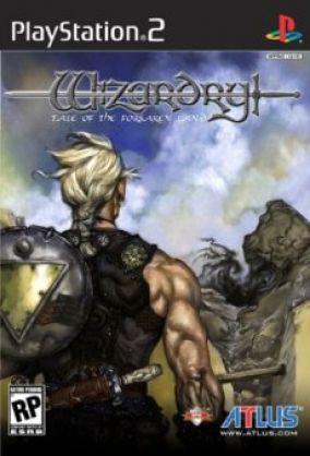 Copertina del gioco Wizardry: Tales of the Forsaken Land per PlayStation 2