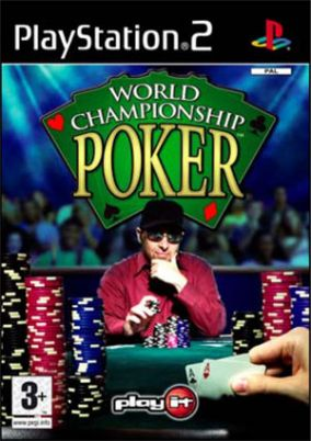 Copertina del gioco World Championship Poker per PlayStation 2