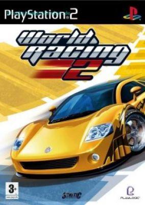 Immagine della copertina del gioco World racing 2 per PlayStation 2