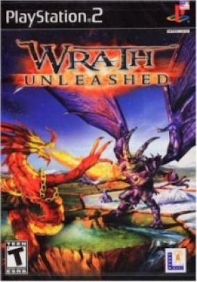 Copertina del gioco Wrath Unleashed per PlayStation 2
