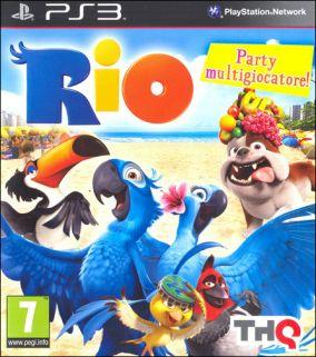 Copertina del gioco Rio per PlayStation 3