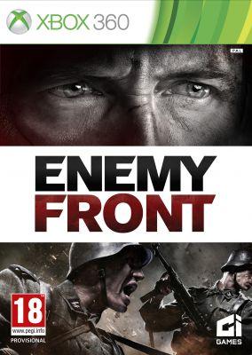 Copertina del gioco Enemy Front per Xbox 360