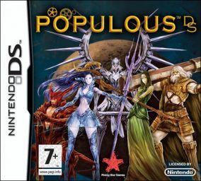 Immagine della copertina del gioco Populous DS per Nintendo DS