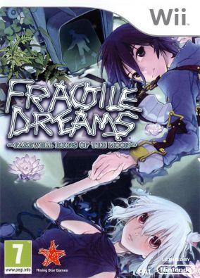 Immagine della copertina del gioco Fragile Dreams: Farewell Ruins of the Moon per Nintendo Wii