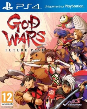 Immagine della copertina del gioco GOD WARS: Future Past per Playstation 4