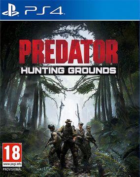 Copertina del gioco Predator: Hauting Grounds per PlayStation 4