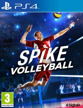 Copertina del gioco Spike Volleyball per PlayStation 4