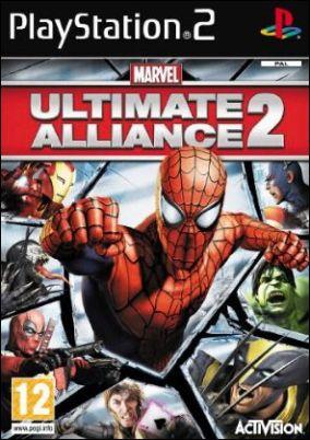 Immagine della copertina del gioco Marvel: La Grande Alleanza 2 per PlayStation 2