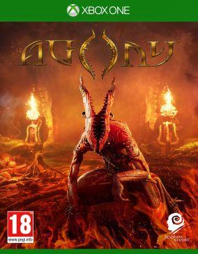 Copertina del gioco Agony per Xbox One