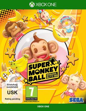 Copertina del gioco Super Monkey Ball: Banana Blitz HD per Xbox One