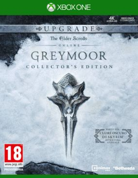 Copertina del gioco The Elder Scrolls Online: Greymoor per Xbox One
