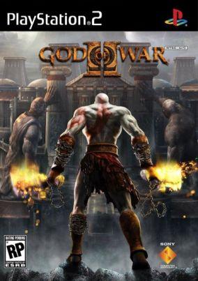 Immagine della copertina del gioco God of war 2 per PlayStation 2