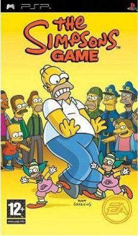 Immagine della copertina del gioco I Simpson - Il videogioco per Playstation PSP
