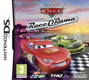 Immagine della copertina del gioco Cars Race-O-Rama per Nintendo DS