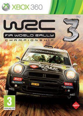 Immagine della copertina del gioco WRC 3 per Xbox 360