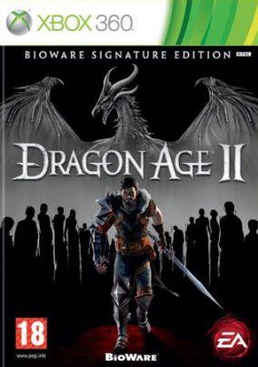 Copertina del gioco Dragon Age II per Xbox 360