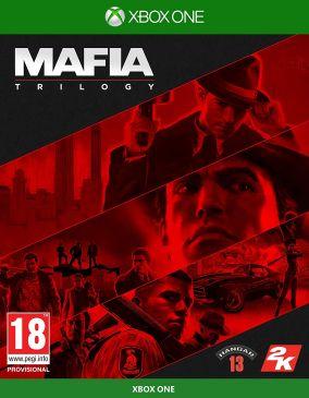Copertina del gioco Mafia Trilogy per Xbox One