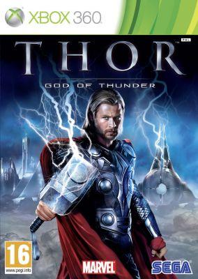 Copertina del gioco Thor: God of Thunder per Xbox 360