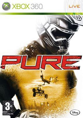 Copertina del gioco Pure per Xbox 360