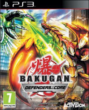 Immagine della copertina del gioco Bakugan Battle Brawlers: I Difensori della Terra per PlayStation 3