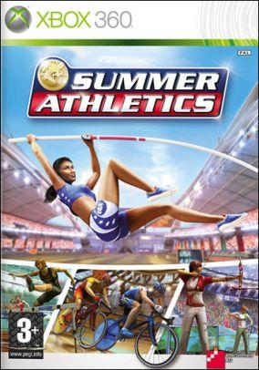 Copertina del gioco Summer Athletics per Xbox 360
