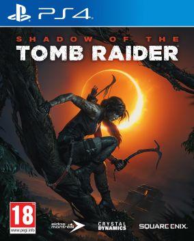 Immagine della copertina del gioco Shadow of the Tomb Raider per PlayStation 4