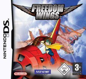 Immagine della copertina del gioco Freedom Wings per Nintendo DS