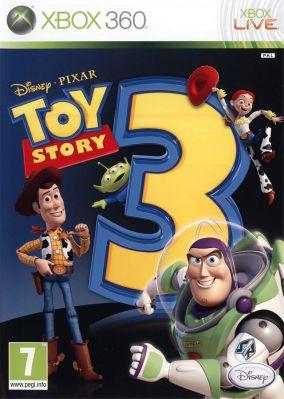 Immagine della copertina del gioco Toy Story 3 per Xbox 360