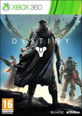 Copertina del gioco Destiny per Xbox 360
