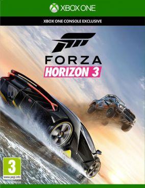 Immagine della copertina del gioco Forza Horizon 3 per Xbox One