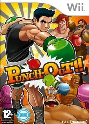 Immagine della copertina del gioco Punch-Out!! per Nintendo Wii