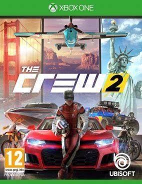 Copertina del gioco The Crew 2 per Xbox One