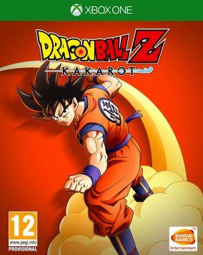Copertina del gioco Dragon Ball Z: Kakarot per Xbox One
