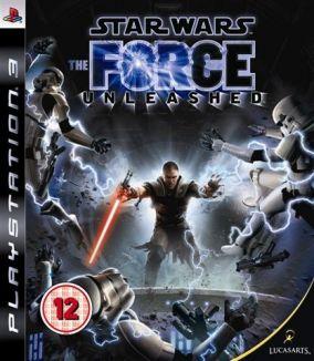 Copertina del gioco Star Wars: Il Potere della Forza per PlayStation 3