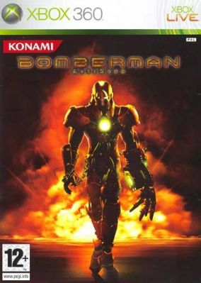 Copertina del gioco Bomberman: Act Zero per Xbox 360