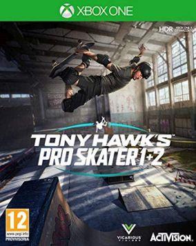 Copertina del gioco Tony Hawk's Pro Skater 1 e 2 per Xbox One