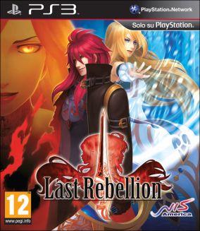 Copertina del gioco Last Rebellion per PlayStation 3