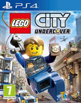 Immagine della copertina del gioco LEGO City Undercover per Playstation 4