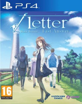 Copertina del gioco Root Letter: Last Answer per PlayStation 4