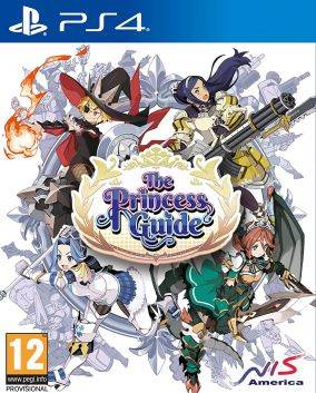Copertina del gioco The Princess Guide per PlayStation 4