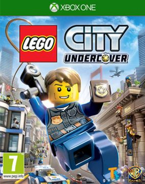 Immagine della copertina del gioco LEGO City Undercover per Xbox One