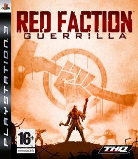Copertina del gioco Red Faction: Guerrilla per PlayStation 3