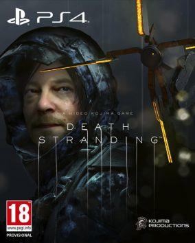 Immagine della copertina del gioco Death Stranding per PlayStation 4